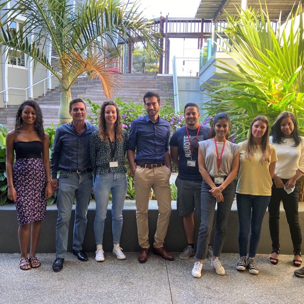 Equipe Keylodge - Agence de location saisonnière à la Réunion